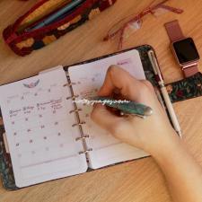 ежедневник своими руками